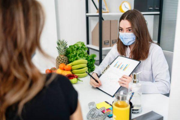 أفضل دكتور تغذية بالرياض للتسمين | مركز أخصائية التغذية بيان شعار