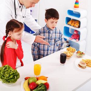 افضل دكتور تغذية للاطفال بالرياض